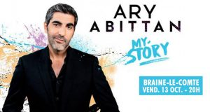 ARY ABITTAN, « MY STORY » – 13/10/2017 à 20h