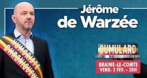 JEROME DE WARZEE – 02/02/2018 à 20h