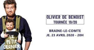 OLIVIER DE BENOIST, le petit dernier – 23/04/2020 à 20h